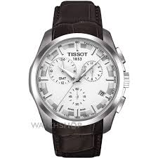 men s tissot couturier gmt chronograph watch t0354391603100 mens tissot couturier gmt chronograph watch t0354391603100
