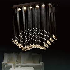 stylish large contemporary chandeliers modern light fixtures