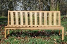royal 1 8m armless bench hand crafted teak