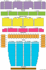 War Memorial Concert Seating Chart Sf Opera House Seating Chart Best Picture Of Chart