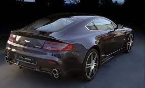 Vantage V8 Mansory