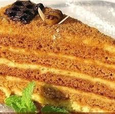 MyRussianFood  Medovik cake recipe