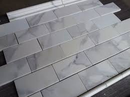 Marble Tile Kitchen Floor