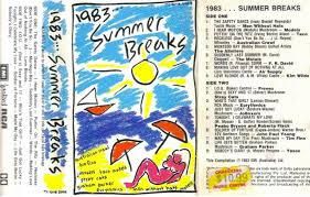 Summer Photo Albums 80s Tapes 1983 Summer Breaks