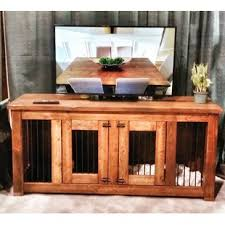 furniture pet crate. Kavanagh Single Canine Console Pet Crate Furniture