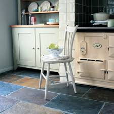 Kitchen With Slate Floor Slate Tile Flooring Characteristics Pros And Cons Express