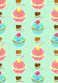 i love cupcake wallpaper. Plain Wallpaper Cupcake Gallery Images I Love Cupcakes U003c3 Wallpaper And Background Photos For I Wallpaper