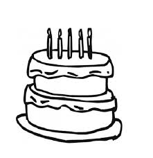 Small Picture Free Birthday Cake Coloring Page Birthday Coloring pages of
