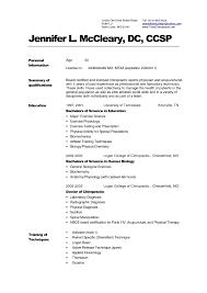 Medical School Resume Format Sample For Med Samples Template