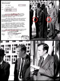 """John Kee on Twitter: """"""""Bush and The JFK Hit, Part 3: Where was Poppy  November 22, 1963?"""" There might be a fake photo disproving (high summer sun  on fake) George H.W. Bush"""