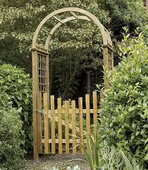 Small Picture 15 Splendid Garden Arches Design Ideas Houz Buzz