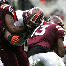 What Virginia Techs Depth Chart Looked Like In 2019 Spring