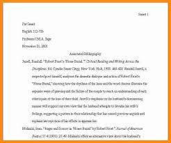 Pin by Annotated Bibliography Samples on Example of an Annotated
