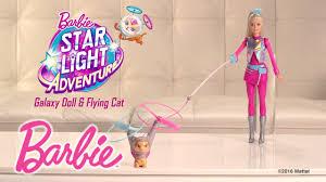 Barbie Doll Light Barbie Star Light Adventure Galaxy Barbie Doll And Flying Cat Barbie