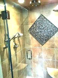 how to install ceramic tile in bathroom wall dans how to build shower walls how to