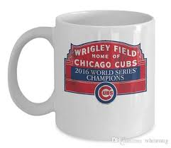 cubs 2016 world series chions coffee mug cup white 11oz chicago cubs gifts merchandise accessories shirt sticker cupugs cups mugs from