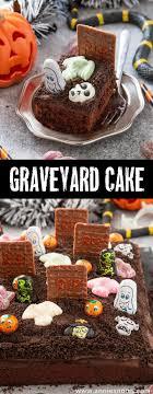 Best 25 Graveyard cake ideas on Pinterest