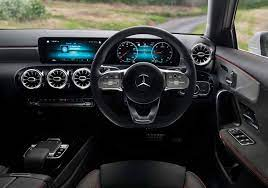 For the first time a cowl above the cockpit has been completely dispensed with. New Mercedes A Class Review Car Magazine