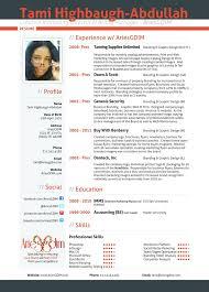 AriesGDIM Resume - Custom Resume Design