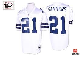 Cowboys Jersey Deion Authentic Sanders
