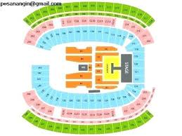 Gillette Stadium Seating Chart Concert View Best Of Gillette