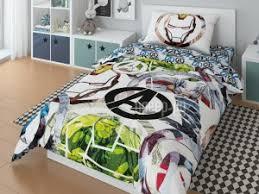 Купить <b>Marvel Avengers</b> Command Комплект 1.5 спальный ...