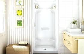 one piece shower stalls one piece shower units large size of piece shower stall with units one piece shower