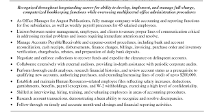 Ideas Of Accounts Payable Job Description Sample Charming Sample ...