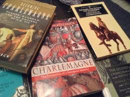 books on charlemagne net