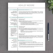 Resume Templates For Mac Amazing Free Mac Resume Templates Innazous Innazous