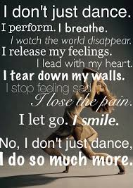 Dance Quotes Best Dance Is Your Pulse Your Heartbeat Your Breathing It's The Rhythm