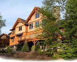 badger p timber frame house plans