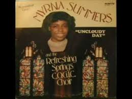 Uncloudy Day (original) - Myrna Summers & Refreshing Spring - YouTube