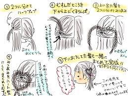 卒園式女の子の髪型で簡単でも可愛いのは絶対可愛いアレンジ法を画像で