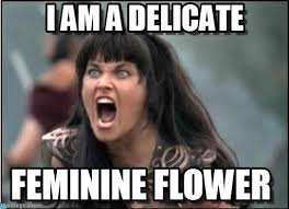 Lucy Lawless and the Xena Reboot, What's in the Memes? - Doublie via Relatably.com