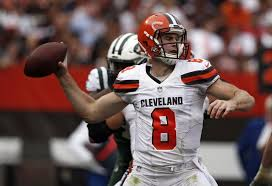 Browns Qb Depth Chart Browns Change Qbs Again Replace Kizer With Hogan As Starter