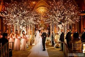 Cherry Blossom Backdrop A Cherry Blossom Backdrop Is Made Even More Romantic With