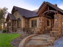 rock exterior homes- this is what my dream home would look like.