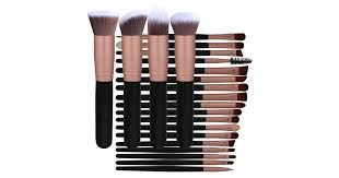 professional 22 piece makeup brush set only 8 39 on amazon