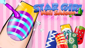 Star Girl Nail Art - Color & Design - Android Apps on Google Play