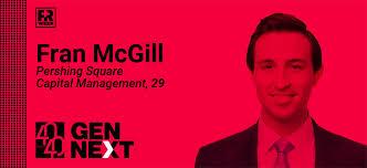 40 Under 40 2019   Fran McGill   PR Week