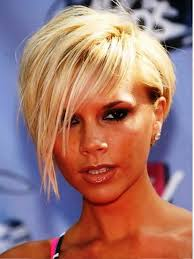 Pictures Of Victoria Beckham Hairstyles Short