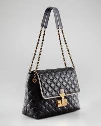 Marc jacobs The Single Baroque Twotone Quilted Bag Extralarge in ... & Gallery Adamdwight.com