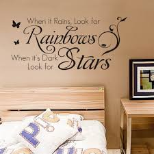inspirational wall sticker quotes removable vinyl art wall decals