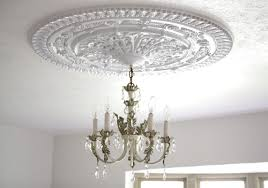 the advantage of installing ceiling medallions