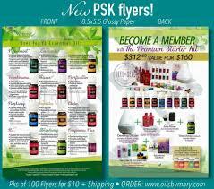 Impress Graphic Designs Young Living New Psk Essential Oils Starter Kit Essential Oils Kit