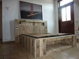 king size pallet bed bedroom coolest rustic pallet bed design ideas rustic western bed