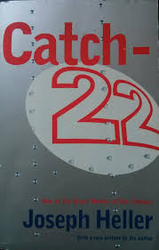am i the only person who didn t know catch 22 was about war