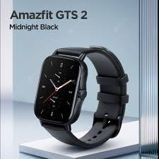 Amazfit GTS 2 Smartwatch 5ATM Water Resistant AMOLED Display ...