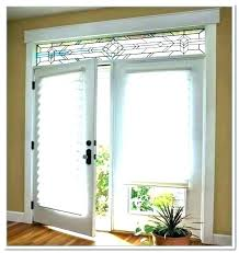 best window treatments for sliding glass doors coverings vertical blinds patio